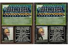 1966 Super Bowl I Green Bay Packers Photo Card Plaque $26.55 USD on eBay
