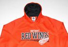 Detroit Red Wings Hoodie Men's size X-Large New w/Tag $37.99 USD on eBay