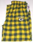Green Bay Packers NFL Flannel Lounge Pants Men's size Large or XXL NWT on eBay