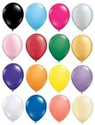 """24 x 12.5cm (5"""") Latex Balloons Party Decorations Small Round {Fixed £1 UK p&p}"""