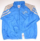 Detroit Lions Full-Zip Lightweight Jacket, Men's Size Large, New w/Tag! $39.99 USD on eBay
