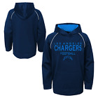 NFL Los Angeles Chargers Boys' In the Game Poly Embossed Hoodie $34.99 USD on eBay