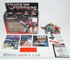 Slag MIB 100% Complete C 1985 Vintage Hasbro Action Figure G1 Transformers For Sale
