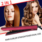 5F19 TWO in One Hair Drier Curl Machine Hair Care Portable Hair Curler