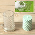 Resin Model Candle Moulds Candle Making Spiral Sha picture