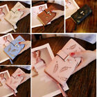Clutch Leather Wallet Long Card Holder Phone Bag Case Purse Women lady Handbags  image