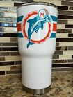 Miami Dolphins Tumbler (20 or 30 oz Powder Coated) - FREE SHIPPING on eBay