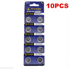 Wholesales AG6/10/13 CR1220 CR2032 Mini Button Coin Alkaline Watch Battery Lots