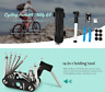 Outdoor 14-In-1 Folding Cycling Portable Utility Kit W/ Inflator Repair Tool