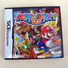 Nintendo DS MARIO PARTY DS -  CASE and Manual  - Only