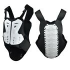CHCYCLE Motorcycle Vest Armor Riding Chest Armor Back Protector