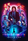 John Wick Chapter 1, 2, 3 Large Poster Canvas 20X30 Glossy Photo Paper 24X36