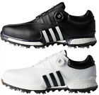Adidas Tour 360 EQT BOA Golf Shoes - F33619 WHITE/BLACK - 15 MEDIUM