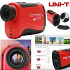 Accurate 1500m 6X Telescope Laser Range Finder Hunting Golf Distance Speed Meter