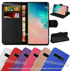 Case Cover For Samsung Galaxy S5 S6 S7 S8 S9 S7edge S4 Leather Wallet Book Phone