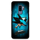 SAN JOSE SHARKS For Samsung Galaxy S7 S8 S9 S10 Plus Note 8 9 Phone Case $15.9 USD on eBay