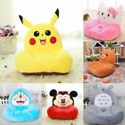 Внешний вид - Cute Pokemone Pikachu Baby Kid's Sofa Stuffed Animal Cushion Seat Soft Toy Gift