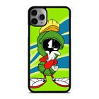 MARVIN THE MARTIAN Looney Tunes iPhone 5/5S/SE 6/6S 7 8 Plus X/XS Max XR Case