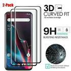 For OnePlus 7 Pro 6/ 5 T Clear View Tempered 9H Glass Screen Case Protector Film