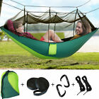 2 Person Camping Hammock Tent Mosquito Net  Outdoor Travel Double Hanging Bed