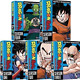 DRAGON BALL the Complete Series DVD Seasons 1-5 Dragonball Season 1 2 3 4 5 - Z