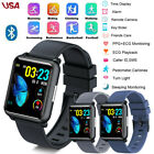 Bluetooth Smart Watch ECG PPG Blood Pressure Heart Rate Monitor Fitness Tracker