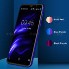 "6.0"" Cheap Android 7.0 Unlocked Cell Phones Dual Sim 3g Smartphone Quad Core Gps"