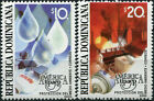 Dominican Republic. 2005. Environmental Protection (MNH OG) Set of 2 stamps