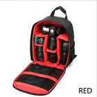 Waterproof DSLR Camera Video Backpack Shoulder Bag Case For Canon NikonPromotion