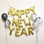 """1 pc Gold 16"""" LETTER Festive Mylar Foil Balloon Party Birthday Decorations SALE"""