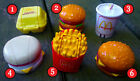 Kyпить VINTAGE McDonald's 1989 Robot CHANGEABLE Food Transformer PICK YOUR FAVORITE TOY на еВаy.соm