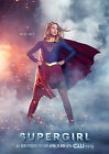 Supergirl Poster, NEW 2019 Melissa Benoist TV DC Hit, FREE P+P, CHOOSE YOUR SIZE