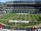 2-40YdLn FRONT ROW AILSE DETROIT LIONS @ OAKLAND RAIDERS TICKETS 11/3 VIEW! $429.99 USD on eBay