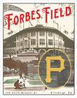 Pittsburgh Pirates - Forbes Field - poster print on Ebay