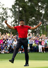 Tiger Woods Poster NEW 2019 Masters Golf Major Winner FREE P+P, CHOOSE YOUR SIZE