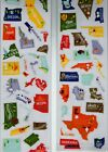 Recollections US STATES Stickers~Several Varieties~Very Cute!! So AWESOME! QK SH