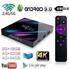 Внешний вид - H96 Max Android 9.0 Smart TV Box 64G Quad Core 4K HD 5.8GHz WiFi Media Player US