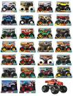 Kyпить AUSWAHL: Mattel - Hot Wheels Monster Trucks 1:24 Die-Cast - Autos Stunts Modelle на еВаy.соm