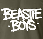 BEASTIE BOYS T-Shirt 1980s Old School New York Hip Hop Group Run DMC S-6XL Tee $9.95 USD on eBay