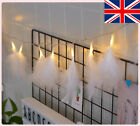 Led Fluffy Feather Fairy String Lights Wedding Christmas Party Home Diy Decor