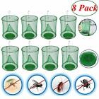 The Ranch Fly Trap - Outdoor Fly Trap - Killer Bug Cage Net Perfect For Horses D