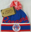New York Rangers NHL Legacy Collection Youth's Blue Winter Hat $19.99 USD on eBay