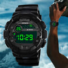 HONHX Luxury Men's Digital LED Watch Date Sport Outdoor Electronic Wrist Watches image
