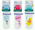 New Disney Infant BABY FEEDING BOTTLE Water Juice Milk Slow Flow 250ml BPA FREE✔