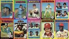 1975 Topps Baseball U Pick $1.50 Ea.Complete Your Set #341-628 FREE SHIPPING!!! $1.5 USD on eBay
