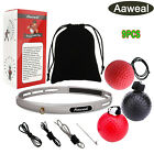 Boxing Exercise Training Fight Ball Head Band For Reflex Speed MMA Punch  UK
