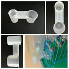 1X Plastic Bird Poultry Dove Pigeon Feeder Water Food Water Drinker Bottle A1Y7