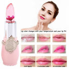 Flower Crystal Jelly Lipstick Magic Changing Lip Temperature Change Transparent