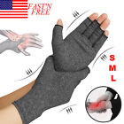 Compression Gloves Brace Support Arthritis Relief Carpal Tunnel Hand Wrist Pain