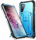 Galaxy Note 9 / Note 10 Plus Case Poetic Revolution Rugged With Kick-Stand